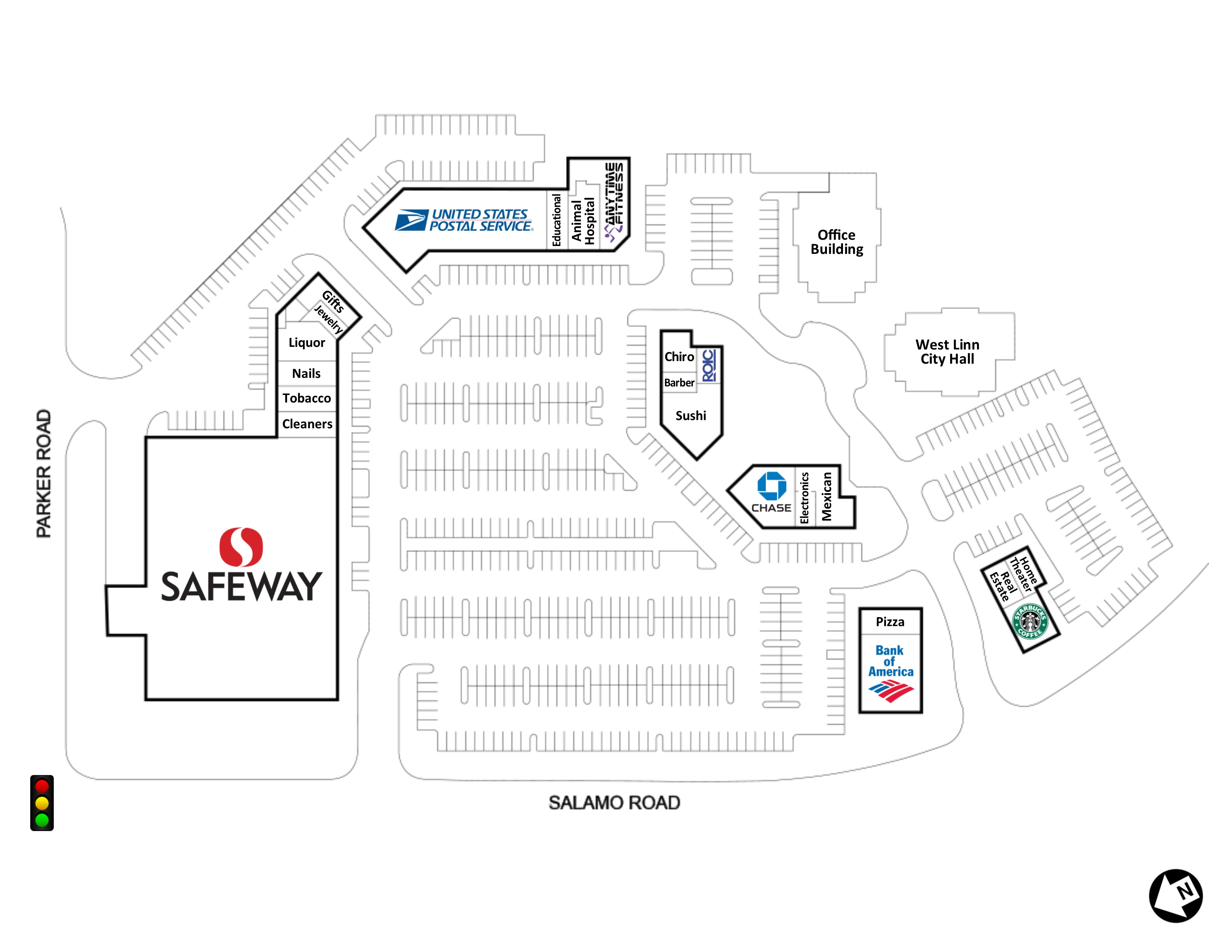Cascade Summit Shopping Centers Property Details Retail