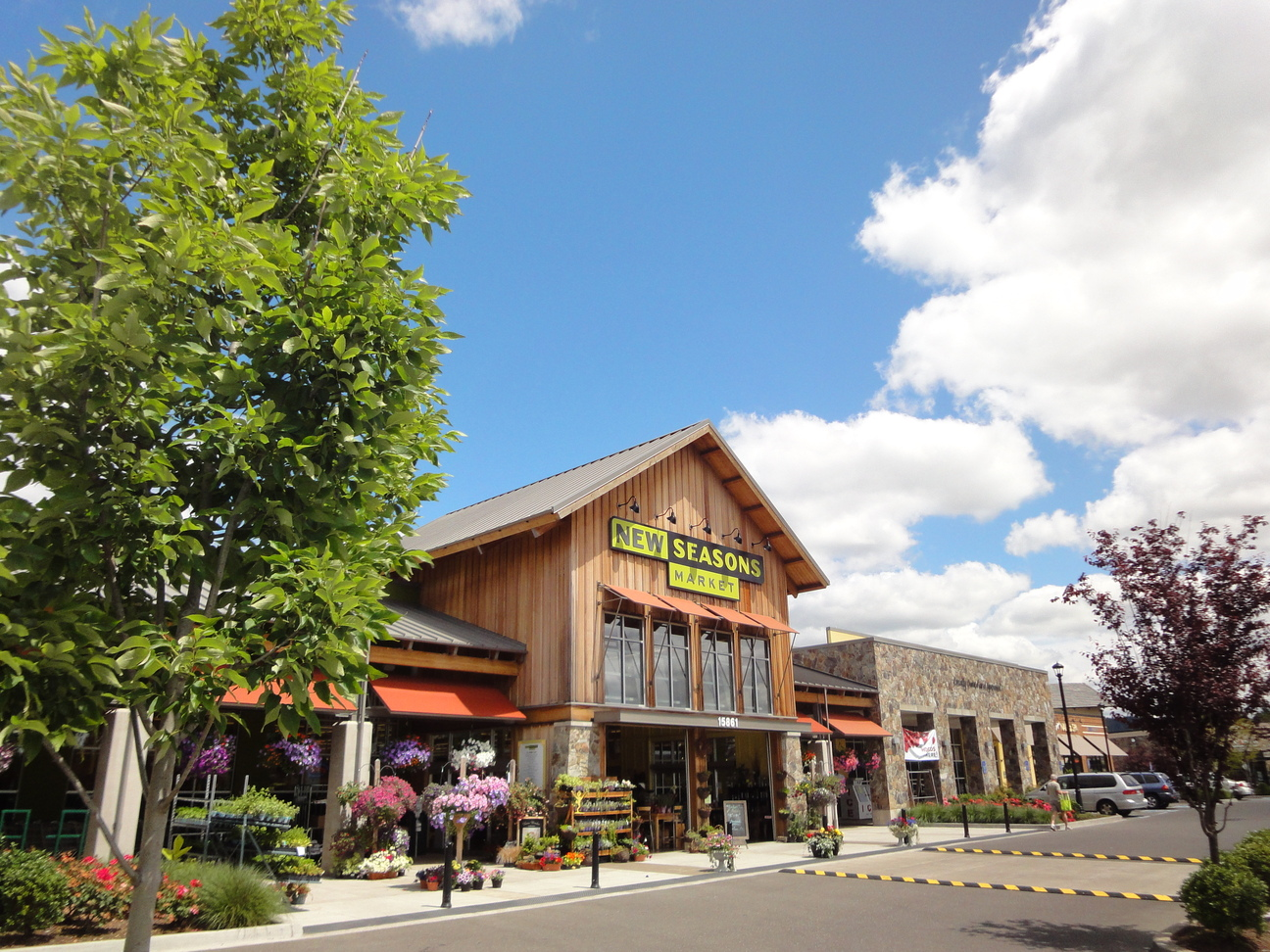 Happy Valley Town Center- Happy Valley, OR