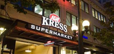 The Kress Building- Seattle, WA